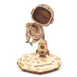 [WOODTRICK] 우주 비행사 (WDT190418) 우드토이 3D 목재 퍼즐