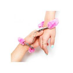 커플수갑 핑크