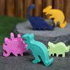 주주펀 공룡가족 균형블록 유치원 어린이집교구 유아장난감