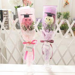 퐁퐁베어 꽃다발(랜덤) 재롱잔치 졸업식 발표회