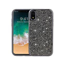 아이폰6 샤이니 큐빅 유니크 블링 하드 케이스 P361