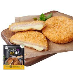 닭가슴살 치즈 카츠 200gx10팩(2kg)