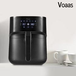 보아스 5.5L 대용량 디지털 에어프라이어 VO-XZ01