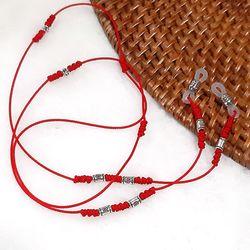 RED  전통매듭안경줄
