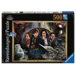 라벤스부르거 신비한 동물사전 500피스 직소퍼즐