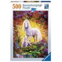 라벤스부르거 새끼유니콘과 함께 500피스 직소퍼즐