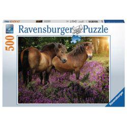 라벤스부르거 꽃속의 포니 500피스 직소퍼즐