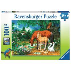 라벤스부르거 포니 100피스 직소퍼즐