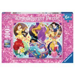 라벤스부르거 디즈니공주들 모음2 100피스 직소퍼즐