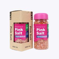 히말라야 핑크 소금 솔트 400g 대용량