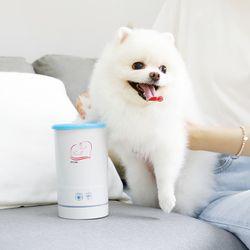 펫크미 자동 발세척기 강아지 산책용품