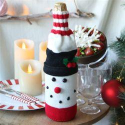 크리스마스 핸드메이드 와인홀더 (눈사람)