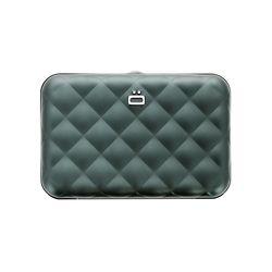 오곤 알루미늄 지갑 QB(플래티넘)