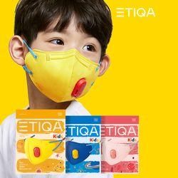 에티카 에어웨이 어린이 KF80 미세먼지 보건마스크 7매입