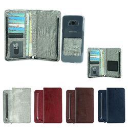 갤럭시 S6 G920 로제마그넷 가죽 핸드폰 폰 케이스