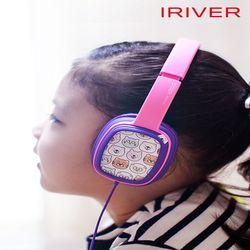 아이리버 어린이 유아 헤드셋 KIZOO 청력보호 IKH-100