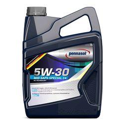 페나졸 미드셉스 HC합성엔진오일 C4 5W30 1L