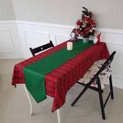 크리스마스 식탁보 (4인) 테이블보