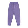 SCRAPE PIGMENT HEAVY SWEAT JOGGER PANTS PURPLE