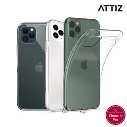 아띠즈 아이폰11 프로 슬림핏 소프트 크리스탈 케이스