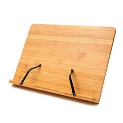 D-4 특대형(50cm) 대나무 원목독서대 책받침대