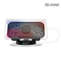디디존 멀티폰쿨 DP-S1 USB 핸드폰 쿨러 거치대 듀얼팬
