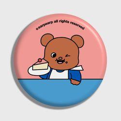 Picnic bear-pinkblue(거울)