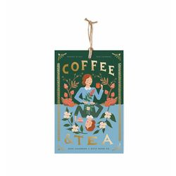 Coffee & Tea Wall Calendar