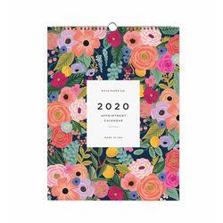Garden Blooms Appointment Calendar