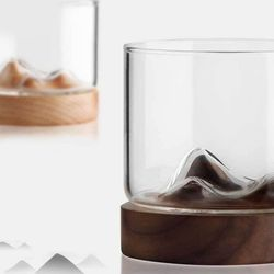 사계백서 마운틴 위스키 컵