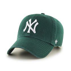 47브랜드 MLB모자 뉴욕양키즈 그린 (한정모델)