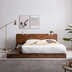 루시아 참죽 원목평상형 침대