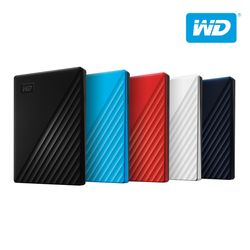 WD NEW My Passport 4TB 외장하드