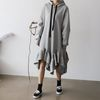 Gimo Frill Hoodie Dress - New