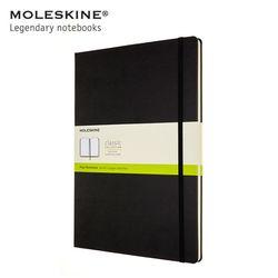 몰스킨 클래식 노트 하드커버 플레인 A4 블랙