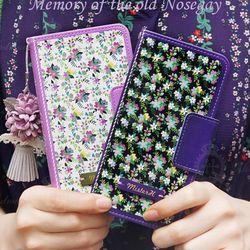 아이폰11 Mh-Nosegay-Marttiel 지갑 다이어리 케이스