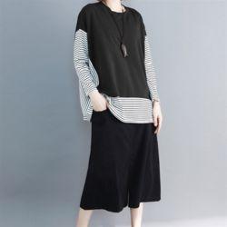 라이트 티셔츠 코디 캐주얼 데일리 여성 정장 데일리