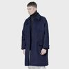 443 WOOL BALMACAAN COAT NAVY