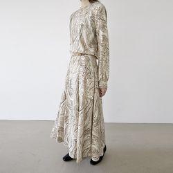 [dress] 에스닉 롱 원피스