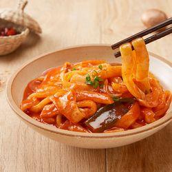 제이키친 야채 떡볶이 매운기본 칼볶이(2인분)