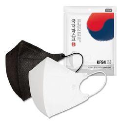KF94 식약처 허가 국대 황사 미세먼지 마스크 30매