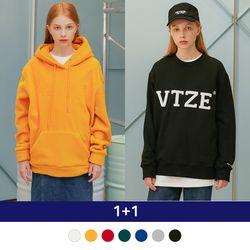 [1+1] Basic Fleece Hood + Boucle MTM