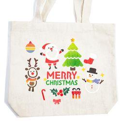 신나는 크리스마스 에코백만들기(3인용)