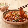 제이키친 야채 떡볶이 매운짜장 칼볶이(2인분)