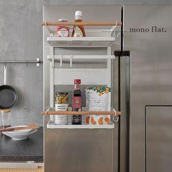 모노플랫 마그네틱 냉장고 사이드 선반 (대)