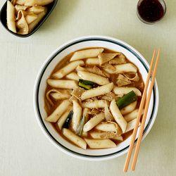 제이키친 야채 떡볶이 간장쌀떡(2인분)