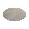 원형매트 (38-그레이골드) 테이블매트 식기매트