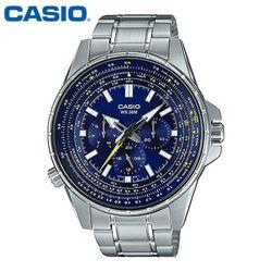 카시오 시계 MTP-SW320D-2A 메탈밴드 남성용 패션시계