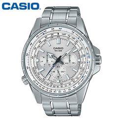 카시오 시계 MTP-SW320D-7A 메탈밴드 남성용 패션시계