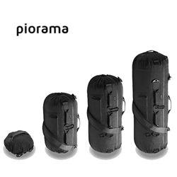 Piorama 3단변형 A10 더플백 백팩 겸용 세계일주 가방 블랙